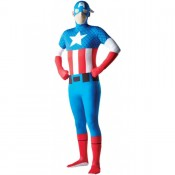 2nd Skin Captain America