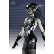 AME COMI BLACK FLASH PVC FIGURE