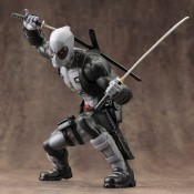 Marvel Comics ARTFX+ PVC Statue 1/10 Deadpool (Marvel Now) X-Force Version