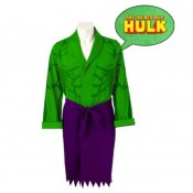 Hulk Bathrobe