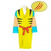 Wolverine Bathrobe