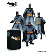 Batman Action Figure 4-Pack 75th Anniversary Set 2