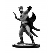 Batman Black & White Statue Michael Allred 18 cm