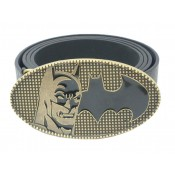 Batman brass effect Belt