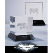 Dark Knight Rises The Bat Glass Etching