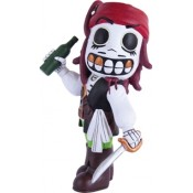 Calaveritas Mexican Day of the Dead Figure Pirate Captain Jack Sparrow