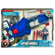 Captain America The First Avenger Justice Jet