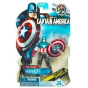 Captain America First Avenger Comic Series Ultimates Captain America