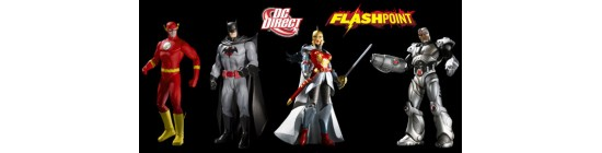 Flashpoint Action Figures