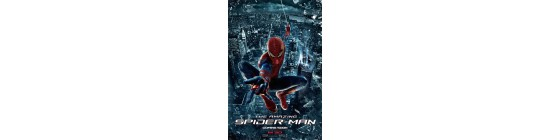 "The Amazing Spider-man Movie 6"" Action Figures"