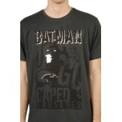 Batman Grey Caped Crusader T Shirt