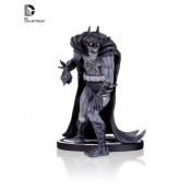 Batman Black & White Statue Zombie Batman