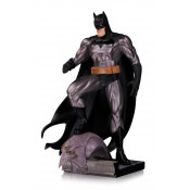 Batman Metallic Statue Jim Lee