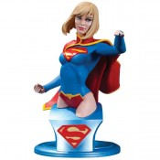 DC Comic Super Heroes Supergirl Bust