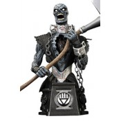 Heroes of the DC Universe Blackest Night Bust Black Lantern Nekron 16 cm