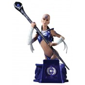 Heroes of the DC Universe Blackest Night Bust Indigo-1 Lantern
