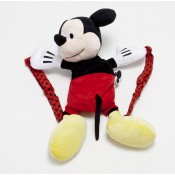 Disney Plush Backpack Mickey Mouse