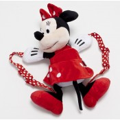 Disney Plush Backpack Minnie Mouse
