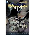 The New 52 Batman Vol 1 The Court Of Owls Hardcover