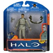 Captain Jacob Keyes Halo Anniversary Series 2 Action Figure