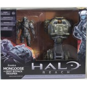 Halo Reach Exodus Mongoose with ODST Jetpack Trooper