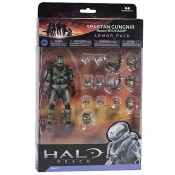 Halo Reach Series 5 Spartan Gungir Recon Jfo Hazop Green Armor Pack