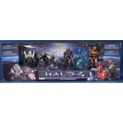 halo 4 5-figure boxed set