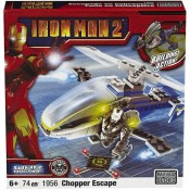 Iron Man 2 Mega Bloks Chopper Escape