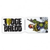 2000 AD Travel Pass Holder Judge Dredd