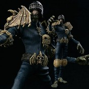 Judge Dredd - 2000 AD - Judge Death - 1/12 Scale Action Figure