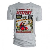Marvel T-Shirt The Mighty Thor Journey Into Mystery #3 Cover Distressed