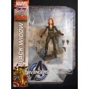 Marvel Select Action Figure Black Widow Avengers 2 Age of Ultron