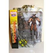 Marvel Select Wolverine Brown Costume Action Figure