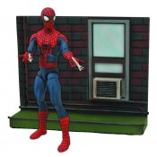 Marvel Select Spider-Man The Amazing Spider-Man 2 Action Figure