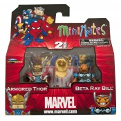 Marvel Minimates Wave 42 Armored Thor and Beta Ray Bill