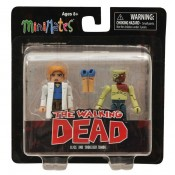 The Walking Dead Minimates Series 4 Alice /Shoulder Zombie