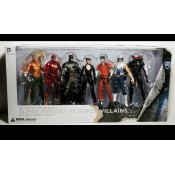 New 52 Super Heroes vs Super-Villains 7 Pack