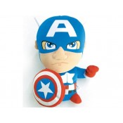 Captain America Super Deformed Plush