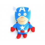 Footzeez Plush - Captain America