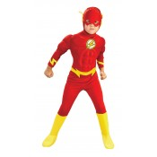 Flash Deluxe Padded Muscle Chest Costume Fancy Dress