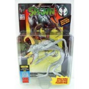 Spawn Violator Figure,Special Edition with Comic book & Trading Card