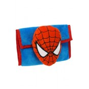 Spider-Man Plush Wallet Face