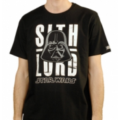 Star Wars Sith Lord Black T-Shirt
