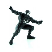 Marvel Comics Mini Figure Black Spider-Man