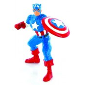 Marvel Comics Mini Figure Captain America & Shield