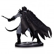 DC Collectibles Batman Black and White Statue by Dave Johnson