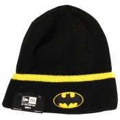 Batman Pop Cuff Knit Cap