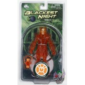 Blackest Night Series 8 Orange Lantern Lex Luthor Action Figure