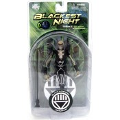 Blackest Night Series 5 Black Lantern Deadman Action Figure