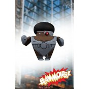 Blammoids Series 03 Cyborg Action Figure